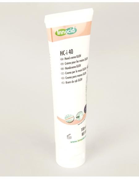 Crème pour les mains HC-i40 Glov Tube de 100ml