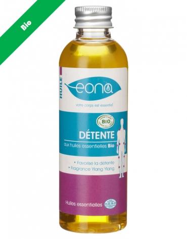Huile de massage Détente Bio 100 ml Bio