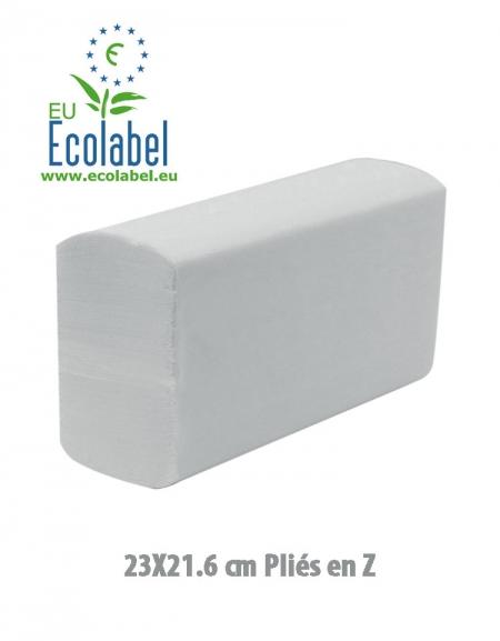 Essuie Mains pliés en Z Carton de 3750 Formats