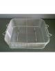 Panier Inox mailles fines 3 mm pour bac 10 litres