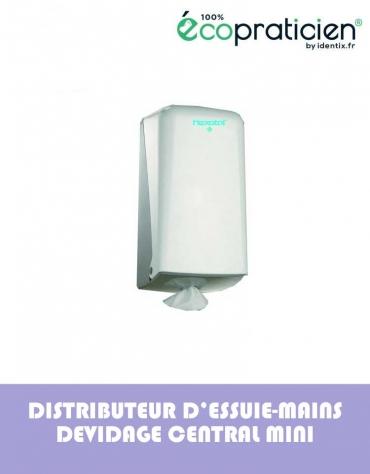Distributeur pour bobine à dévidage central type Mini