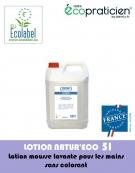 Lotion Lavante Douce   Bidon de  5L    Tifon Ecolabel