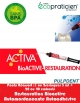 Pack Réassort ACTIVA BIOACTIVE Restauration Seringue 5 ml/7gr avec embouts