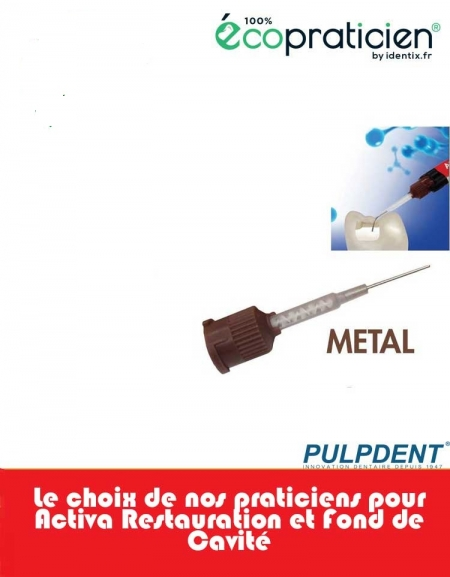 Pack embouts Automix directionnels  20 ga