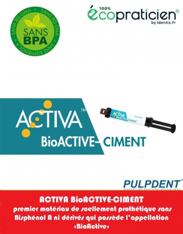 ACTIVA BIOACTIVE CIMENT