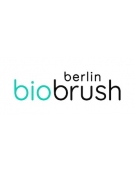 Brosse à dents adulte écologique – médium-souple - Biobrush rose